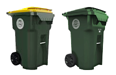 Smithfield Recycling and Trash Carts