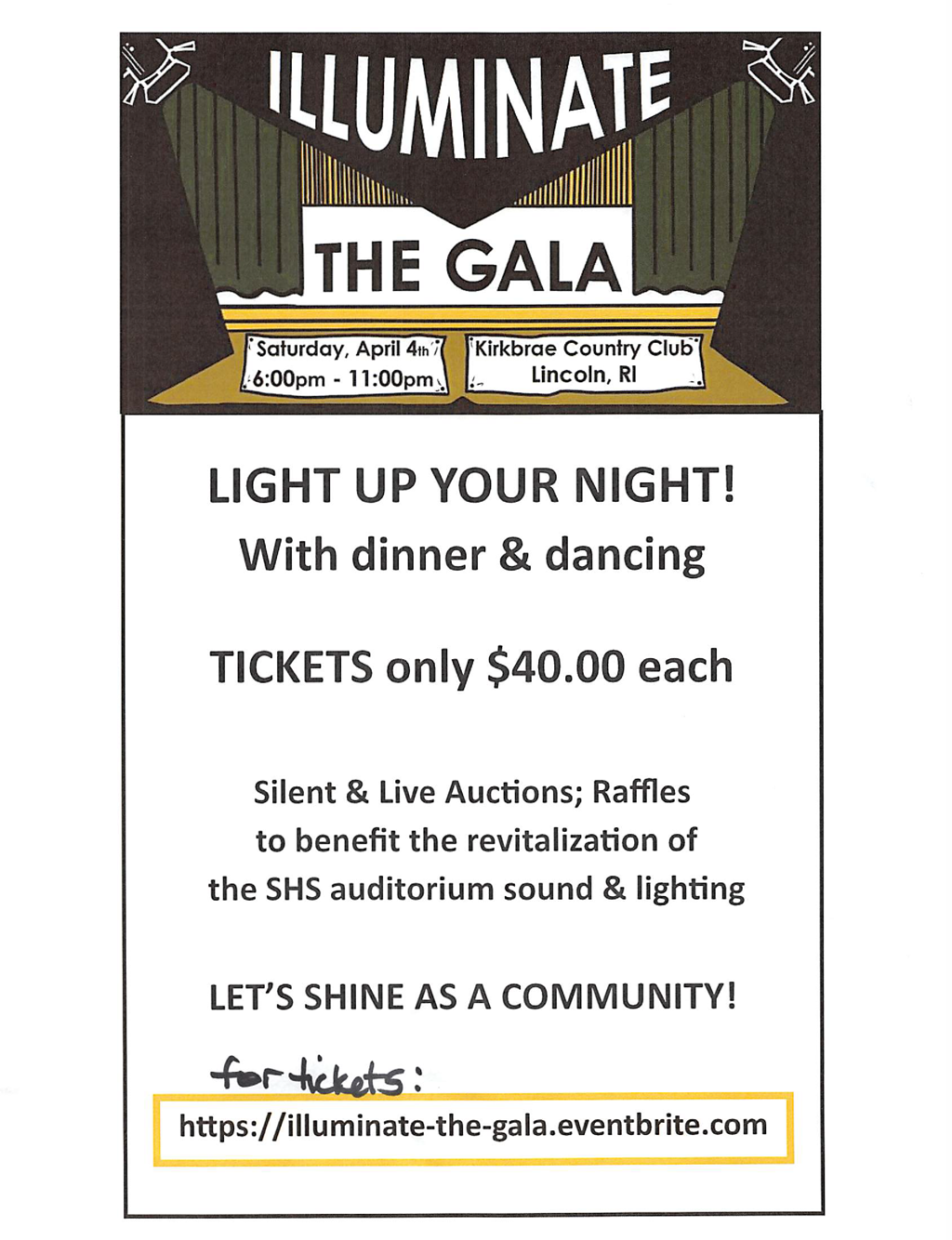 Illuminate The Gala