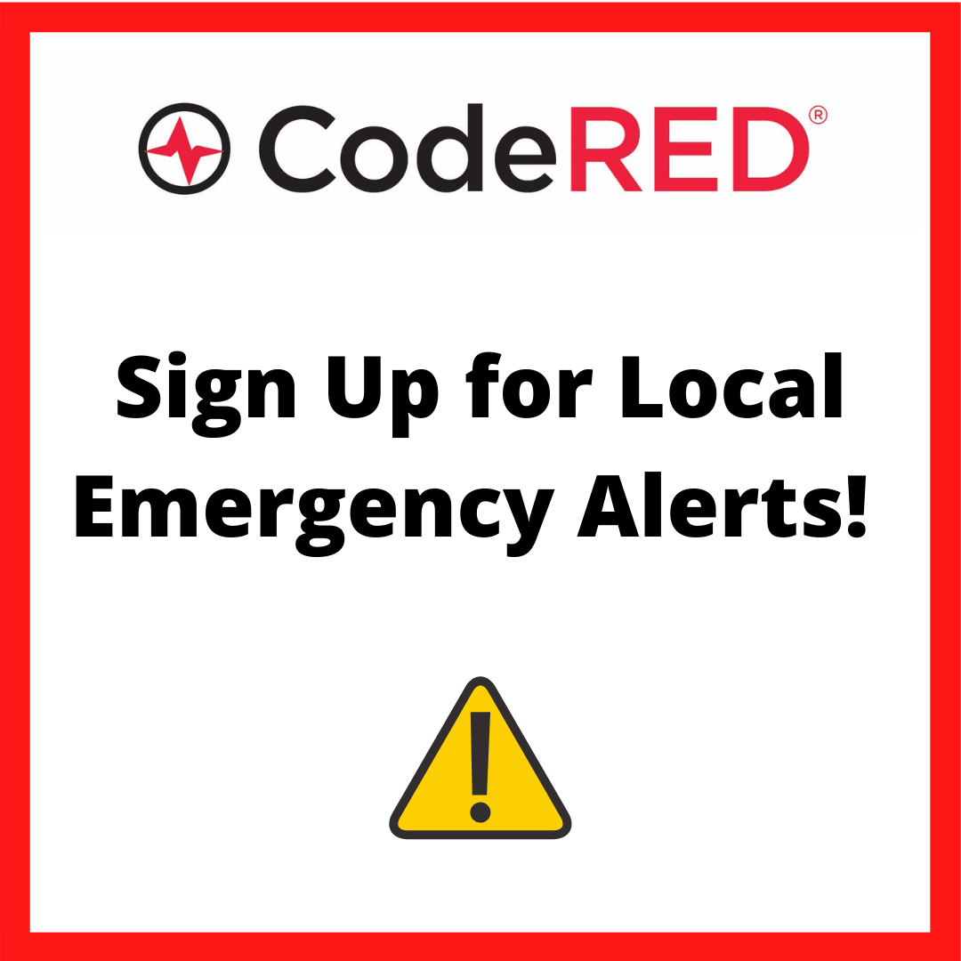 register with Code Red