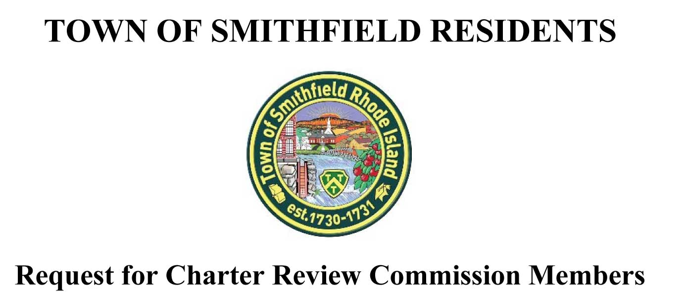 Logo - Request for Charter Review Commission Members