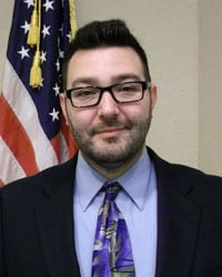 Jason A. Parmelee, Finance Director