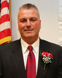 T. Michael Lawton, Smithfield Town Council Vice-President