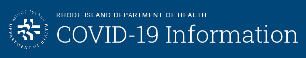Rhode Island Department of Health COVID-19 Information
