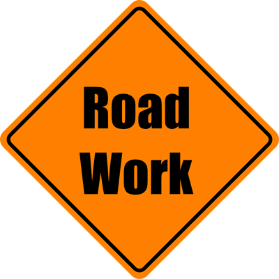 Road Work Notification: Greenville Avenue