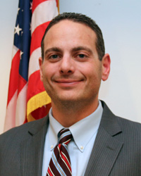 Randy R. Rossi, Smithfield Town Manager